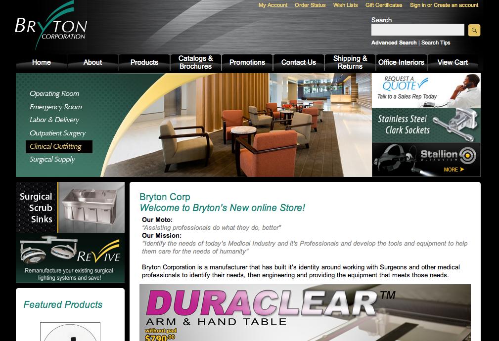 Bryton Corporation